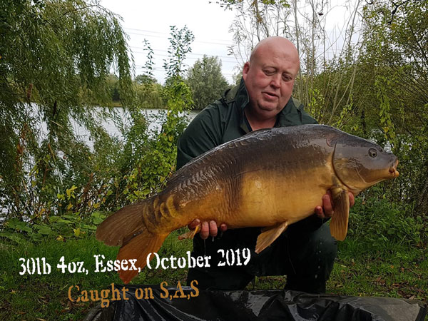 kev 30lb 4oz on sas